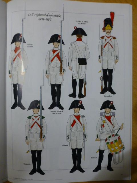 UNIFORMES des ITALIENS combattants dans l'Armée Impériale (1ère partie) P1250837