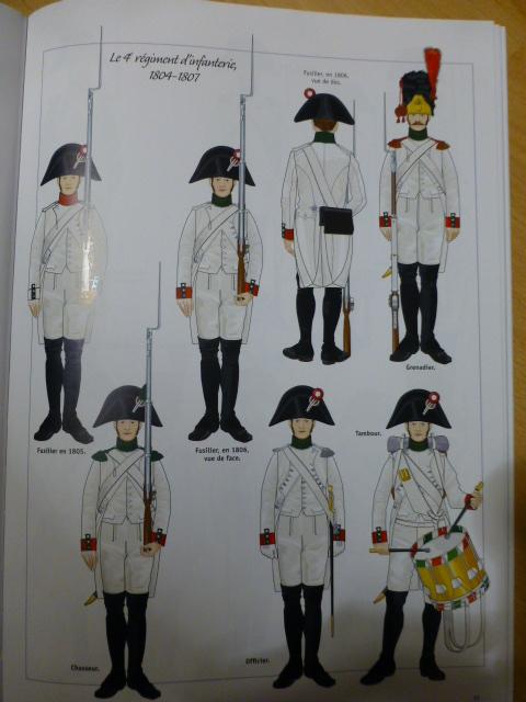 UNIFORMES des ITALIENS combattants dans l'Armée Impériale (1ère partie) P1250839
