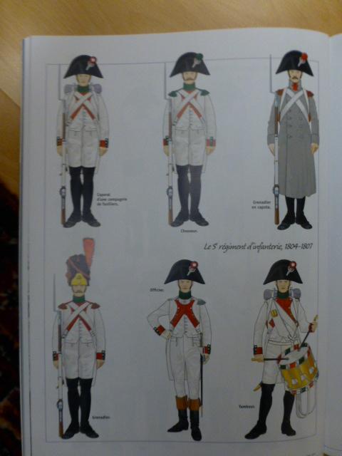 UNIFORMES des ITALIENS combattants dans l'Armée Impériale (1ère partie) P1250840