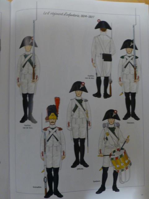 UNIFORMES des ITALIENS combattants dans l'Armée Impériale (1ère partie) P1250841