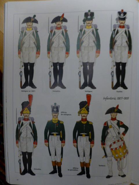 UNIFORMES des ITALIENS combattants dans l'Armée Impériale (1ère partie) P1250842