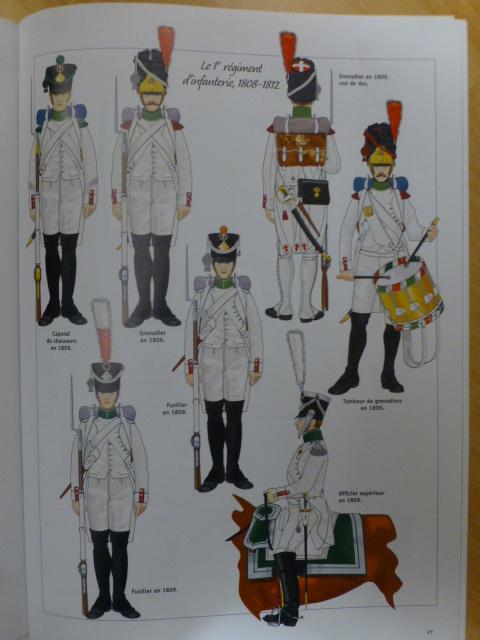 UNIFORMES des ITALIENS combattants dans l'Armée Impériale (1ère partie) P1250843