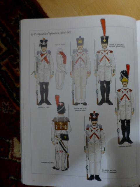 UNIFORMES des ITALIENS combattants dans l'Armée Impériale (1ère partie) P1250846