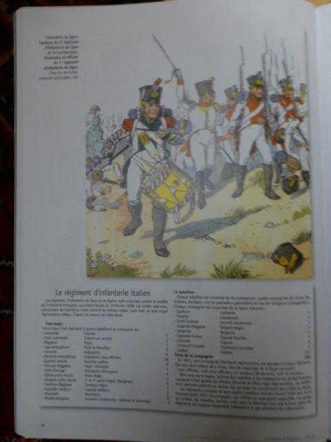 UNIFORMES des ITALIENS combattants dans l'Armée Impériale (1ère partie) P1250850