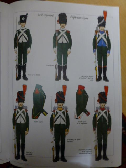 UNIFORMES des ITALIENS combattants dans l'Armée Impériale (1ère partie) P1250853