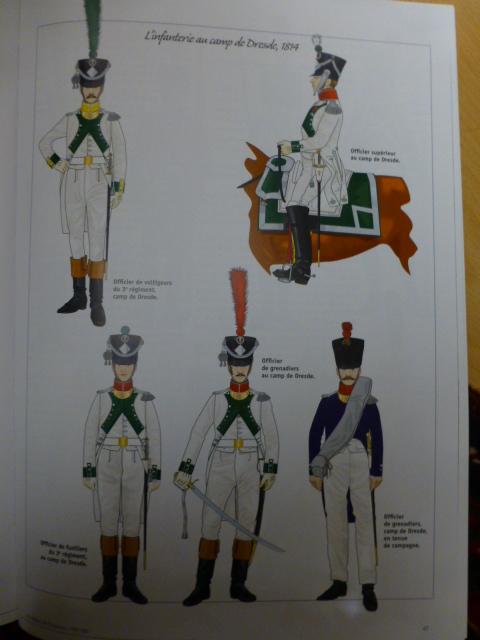 UNIFORMES des ITALIENS combattants dans l'Armée Impériale (1ère partie) P1250856
