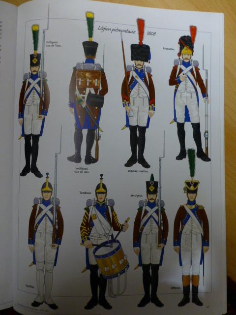 UNIFORMES des ITALIENS combattants dans l'Armée Impériale (1ère partie) P1250858