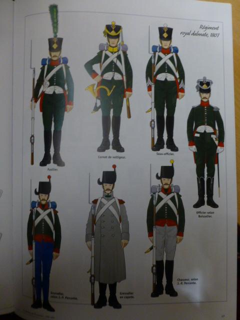 UNIFORMES des ITALIENS combattants dans l'Armée Impériale (1ère partie) P1250862