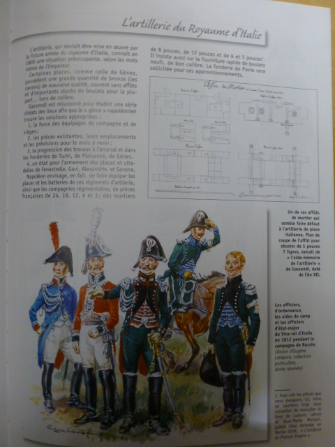 UNIFORMES des ITALIENS combattants dans l'Armée Impériale (1ère partie) P1250865