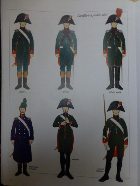UNIFORMES des ITALIENS combattants dans l'Armée Impériale (1ère partie) P1250913