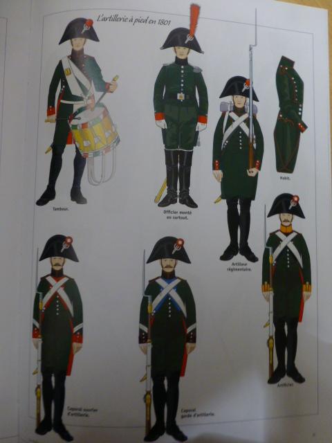 UNIFORMES des ITALIENS combattants dans l'Armée Impériale (1ère partie) P1250914