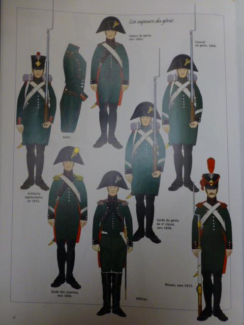 UNIFORMES des ITALIENS combattants dans l'Armée Impériale (1ère partie) P1250917