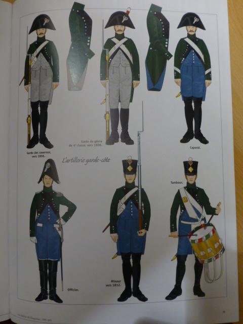 UNIFORMES des ITALIENS combattants dans l'Armée Impériale (1ère partie) P1250918