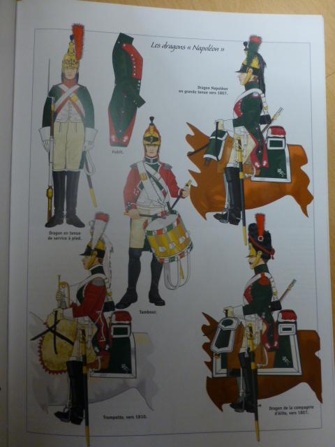 UNIFORMES des ITALIENS combattants dans l'Armée Impériale (1ère partie) P1250922