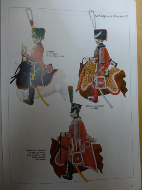 UNIFORMES des ITALIENS combattants dans l'Armée Impériale (1ère partie) P1250926