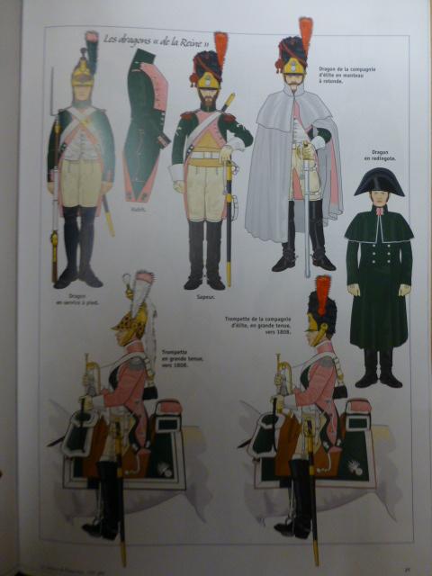 UNIFORMES des ITALIENS combattants dans l'Armée Impériale (1ère partie) P1250927