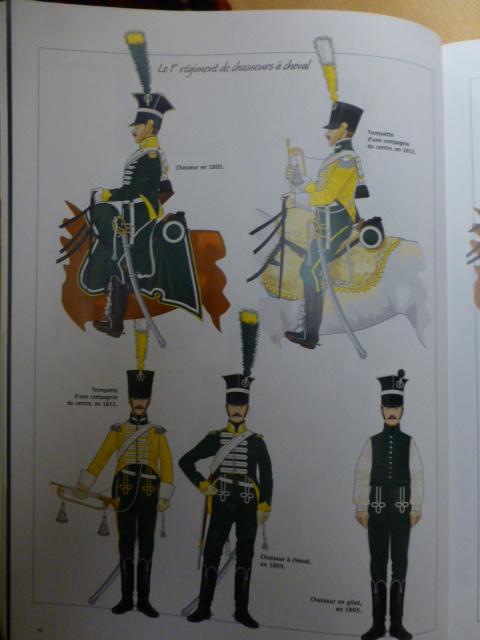 UNIFORMES des ITALIENS combattants dans l'Armée Impériale (1ère partie) P1250928