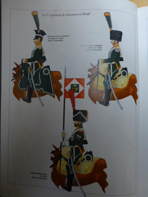 UNIFORMES des ITALIENS combattants dans l'Armée Impériale (1ère partie) P1250929