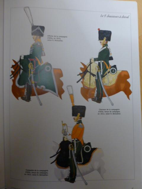 UNIFORMES des ITALIENS combattants dans l'Armée Impériale (1ère partie) P1250930