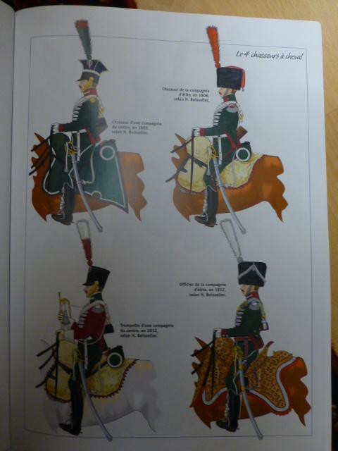 UNIFORMES des ITALIENS combattants dans l'Armée Impériale (1ère partie) P1250931