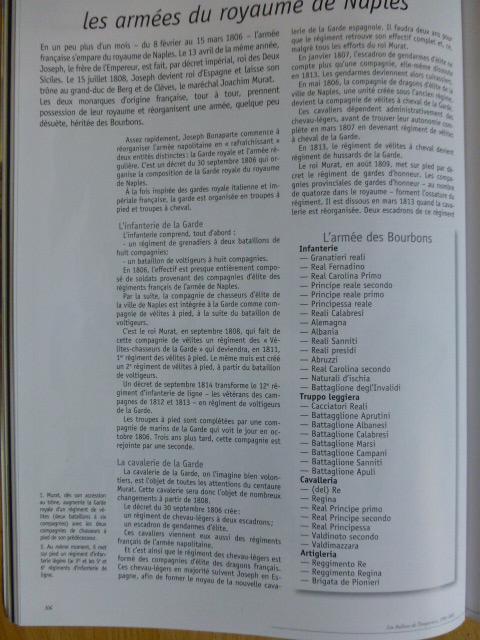 UNIFORMES des NAPOLITAINS sous l'EMPIRE P1260415