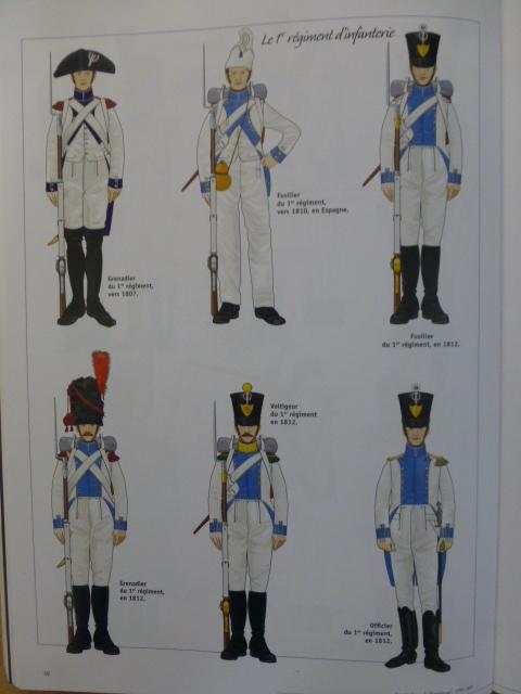 UNIFORMES des NAPOLITAINS sous l'EMPIRE P1260422