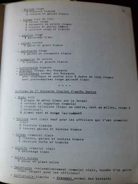 UNIFORMES des ITALIENS combattants dans l'Armée Impériale (1ère partie) P1260461