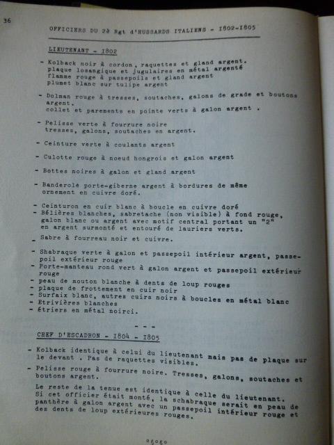 UNIFORMES des ITALIENS combattants dans l'Armée Impériale (1ère partie) P1260463