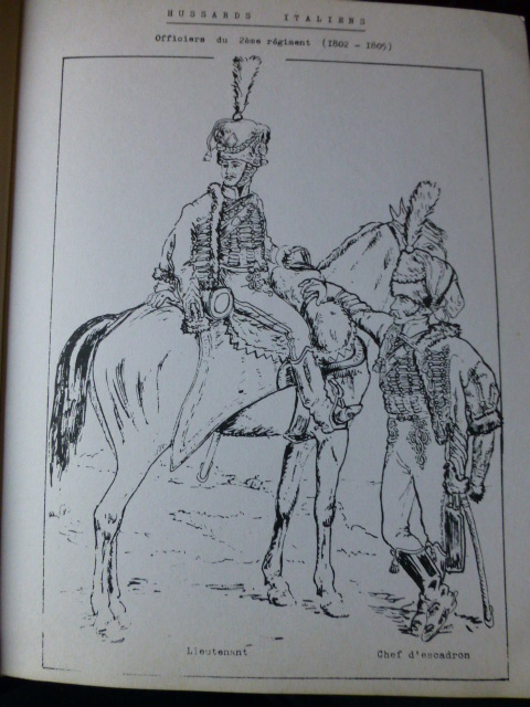 UNIFORMES des ITALIENS combattants dans l'Armée Impériale (1ère partie) P1260465