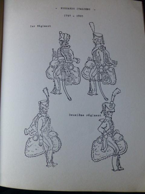 UNIFORMES des ITALIENS combattants dans l'Armée Impériale (1ère partie) P1260466