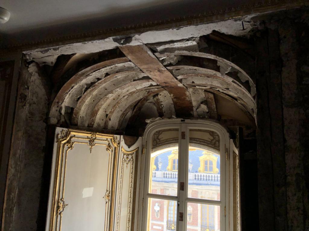 Restauration de l'appartement de Mme du Barry, à Versailles Img_4411