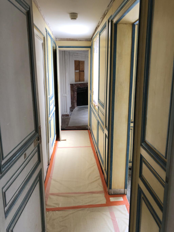 Restauration de l'appartement de Mme du Barry, à Versailles Img_4515