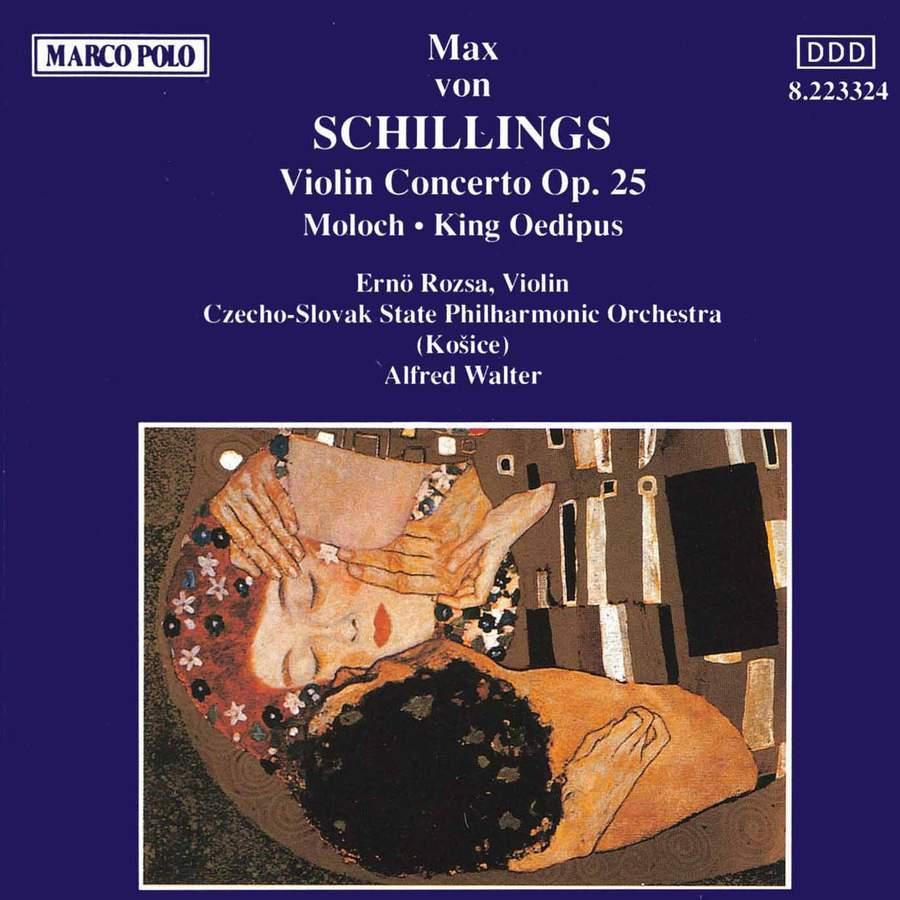 Max von SCHILLINGS Concer10