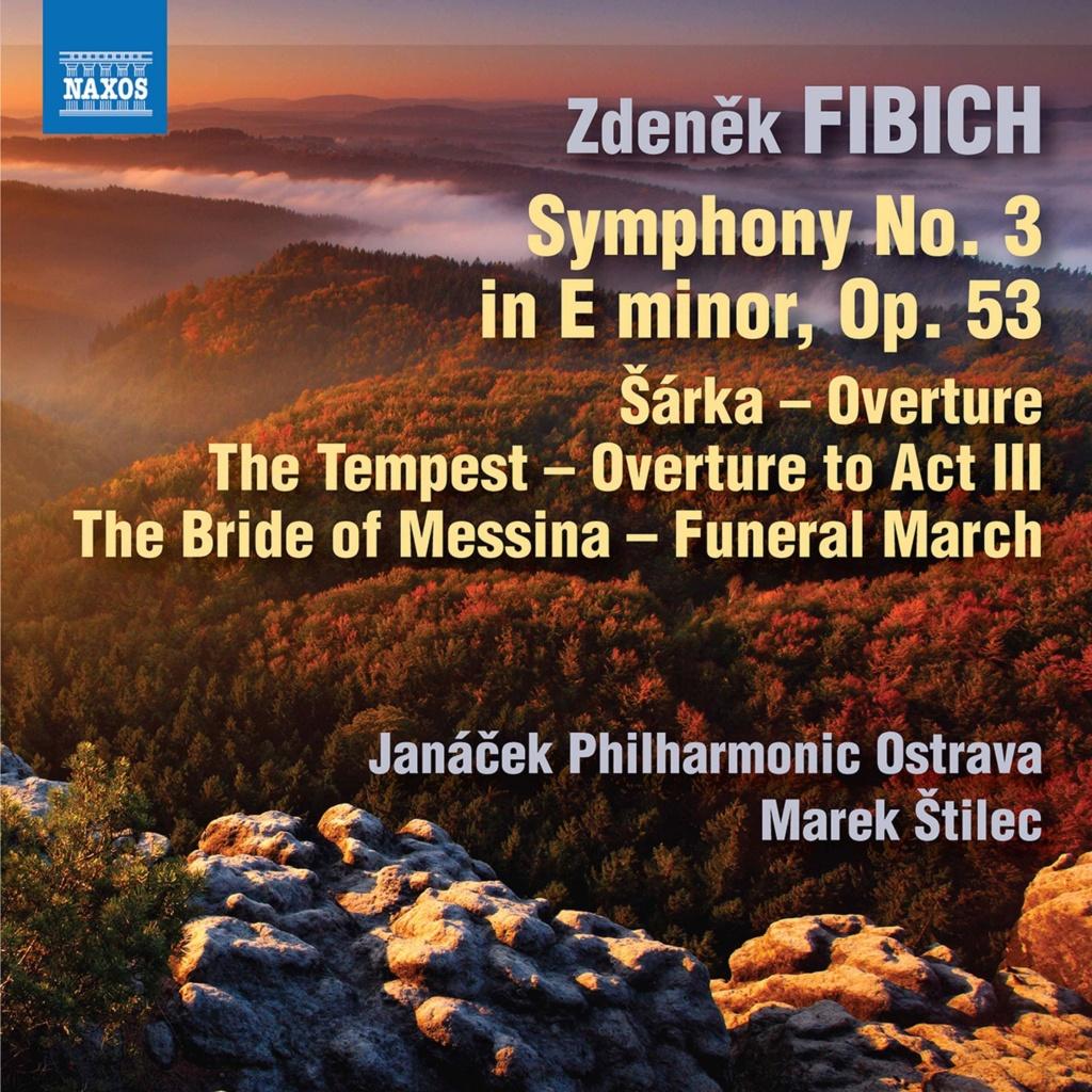 Zdenek Fibich Cover12