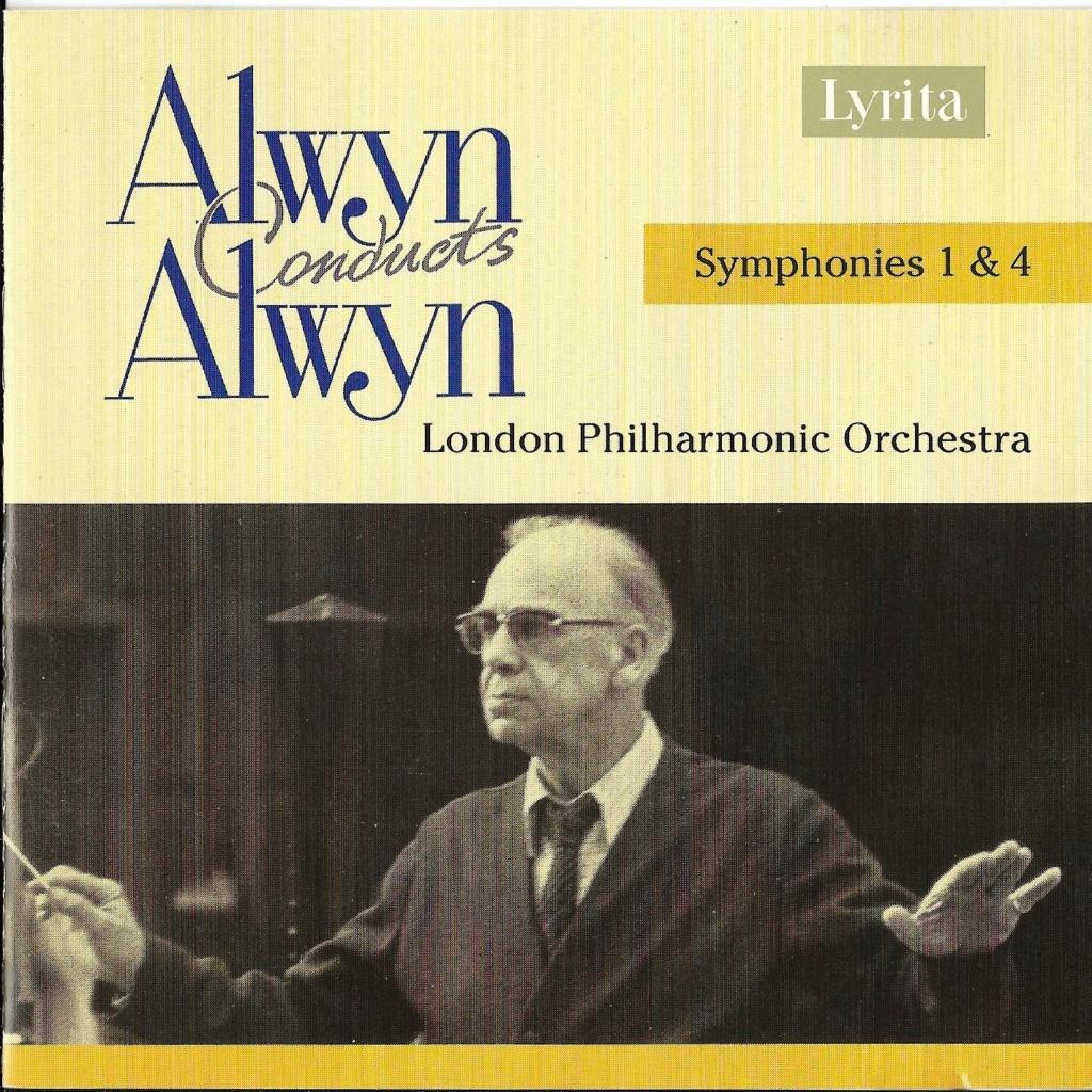 William Alwyn (1905-1985) Cover_12