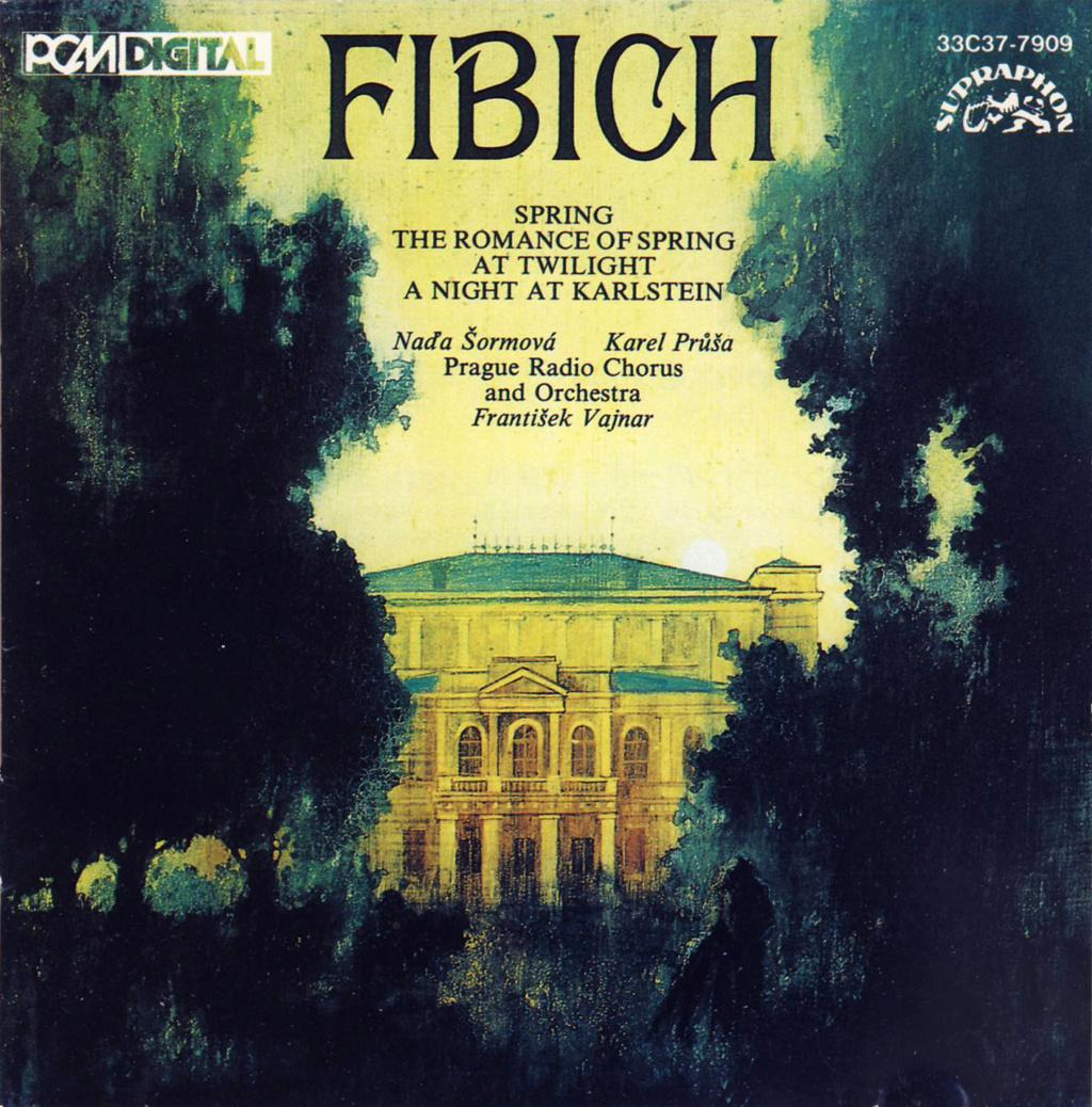 Zdenek Fibich Front13