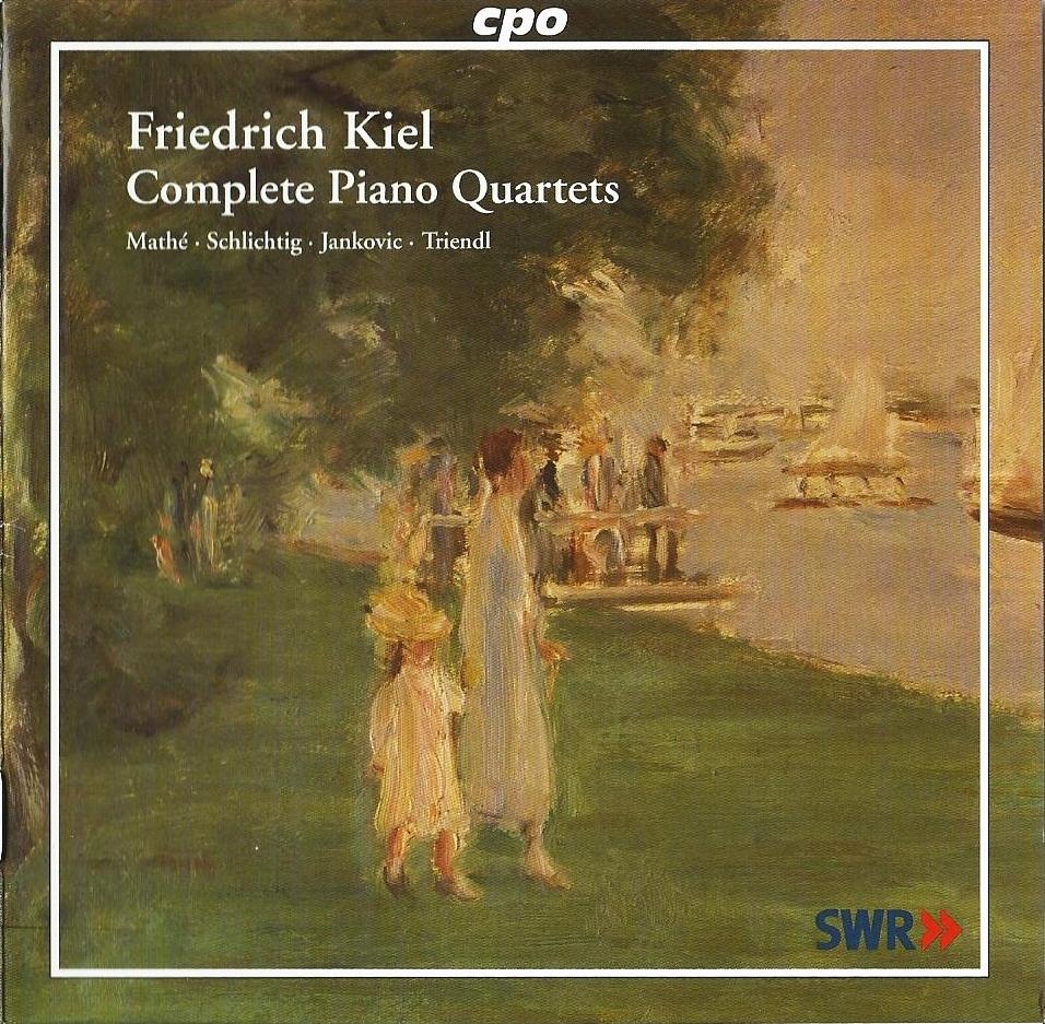 Contempos de Brahms: Herzogenberg, Gernsheim, Krug,Reinecke… Front19