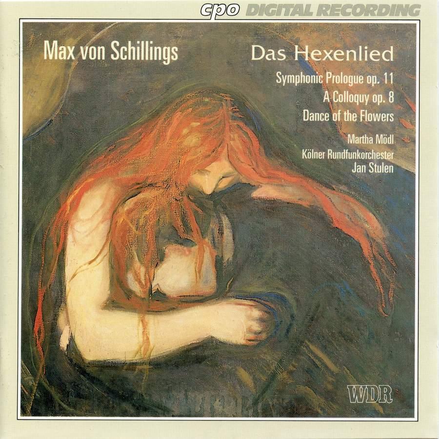 Max von SCHILLINGS Hexenl10