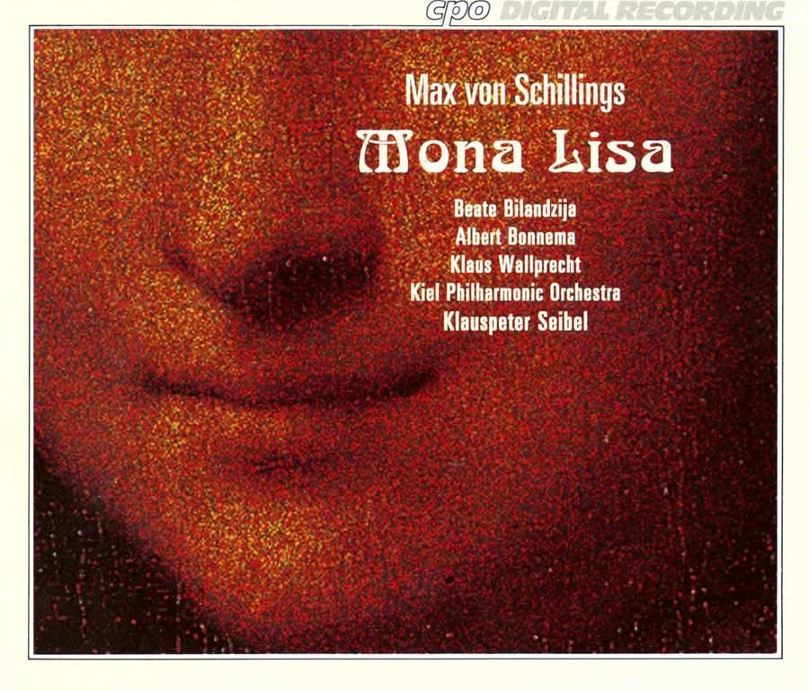 Max von SCHILLINGS Mona_l10