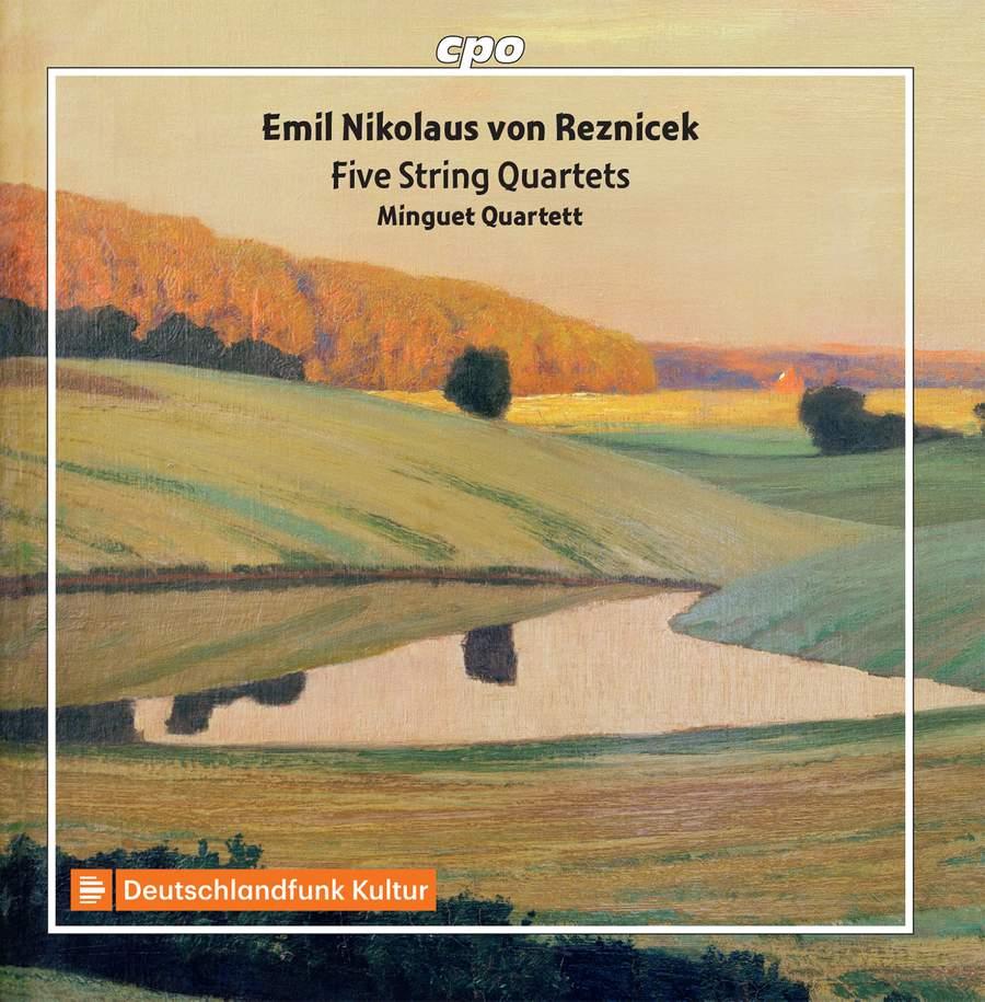Emil Nikolaus von Reznicek (1860-1945) Quarte10