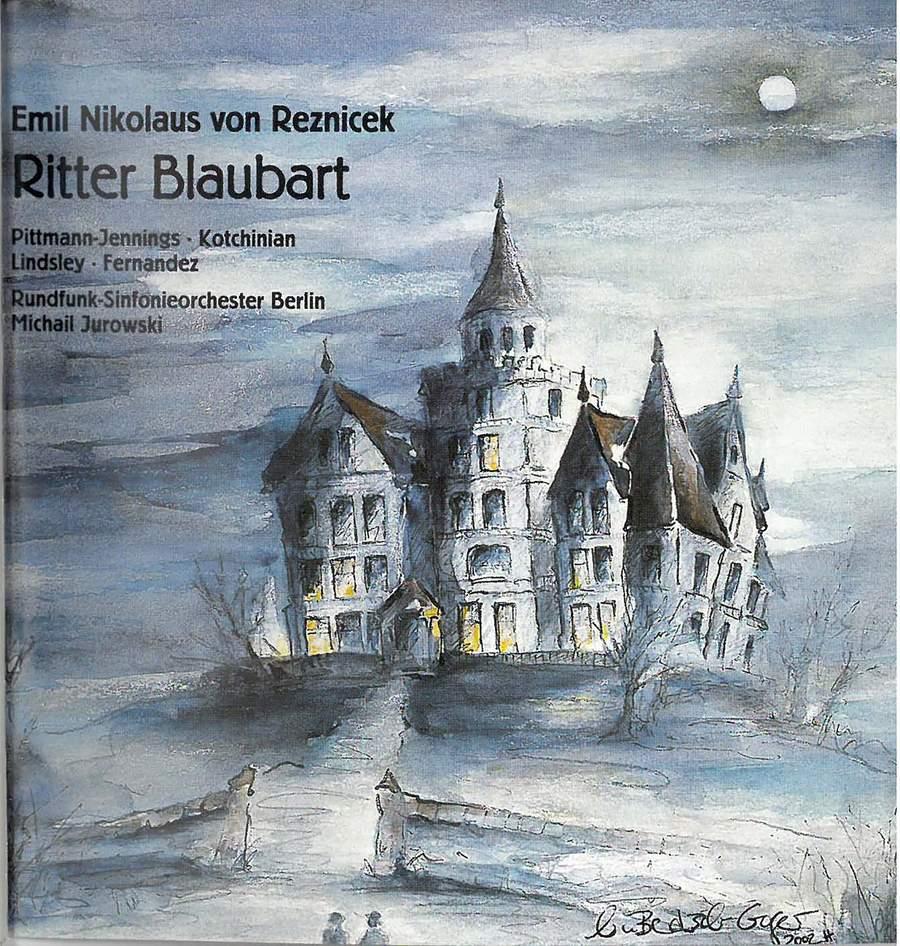 Emil Nikolaus von Reznicek (1860-1945) Ritter10