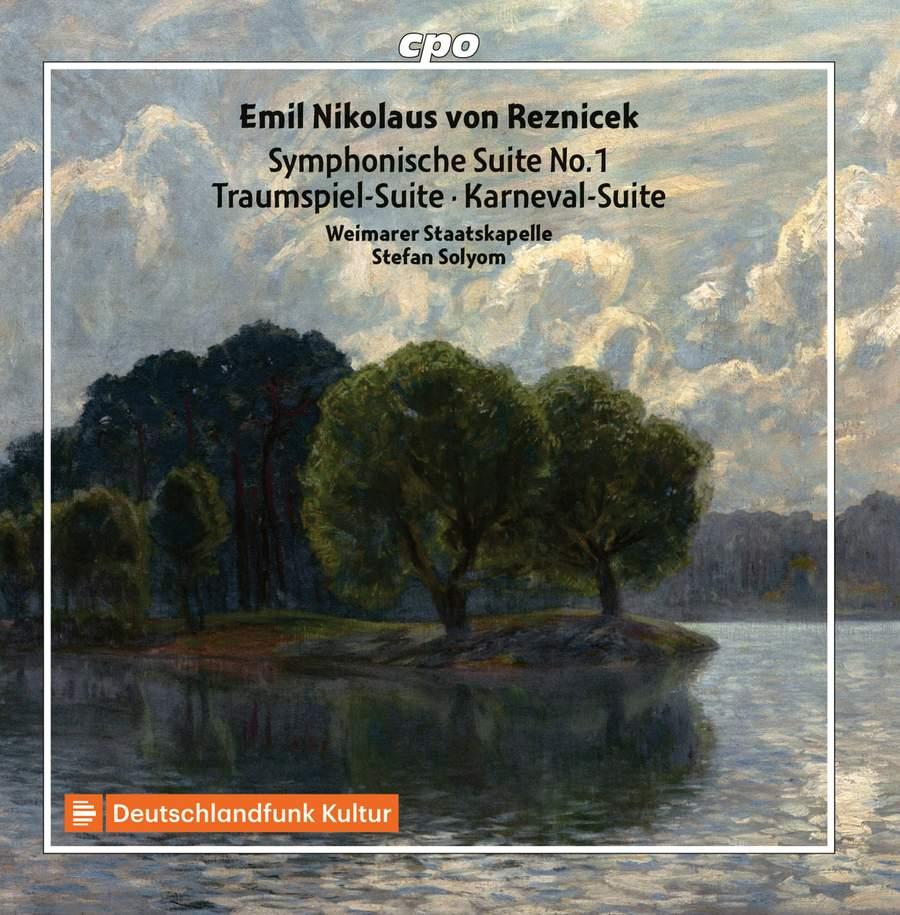 Emil Nikolaus von Reznicek (1860-1945) Suites10