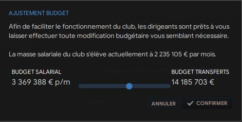 Balance budgétaire Budget13