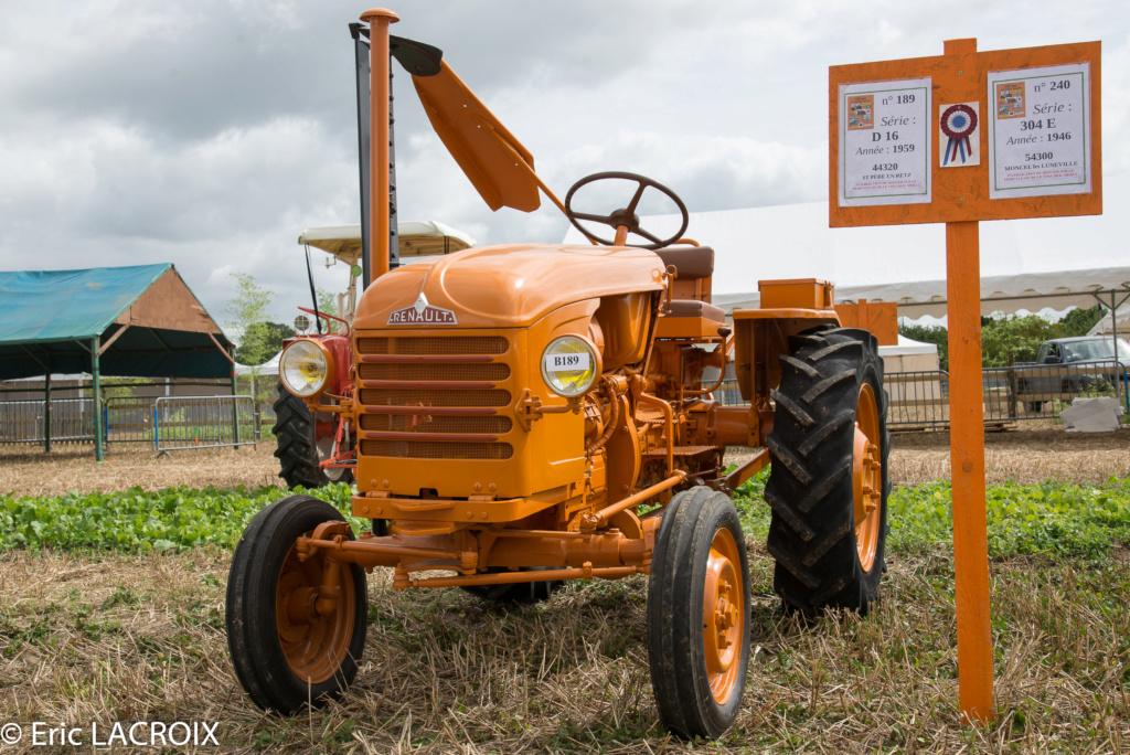 Les 100 ans du tracteur RENAULT en photo... - Page 2 2018_034