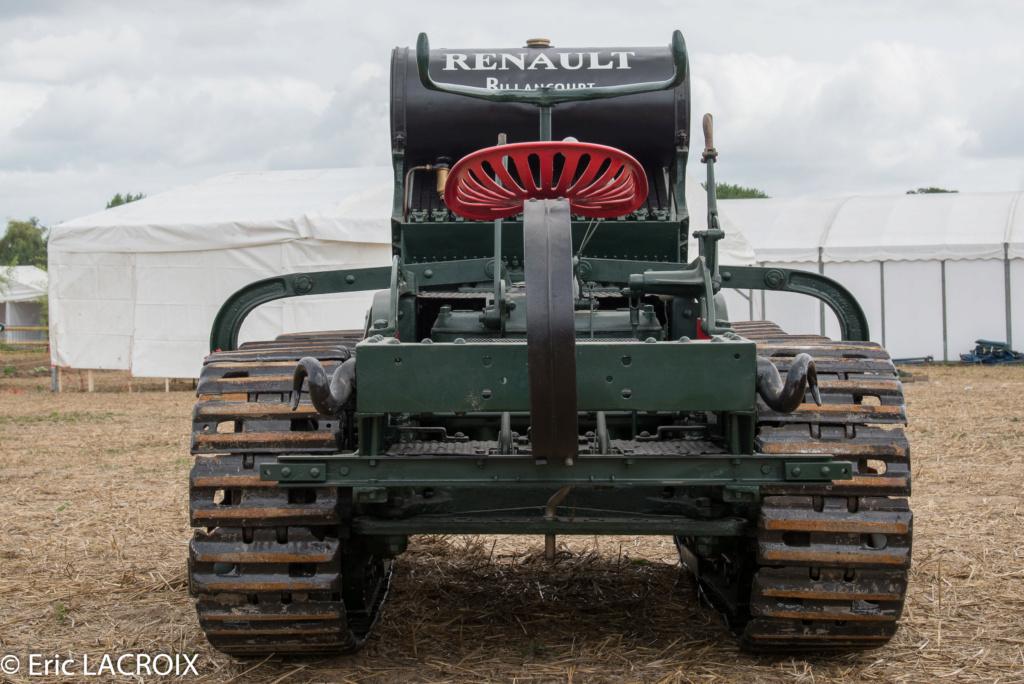 Les 100 ans du tracteur RENAULT en photo... - Page 2 2018_051