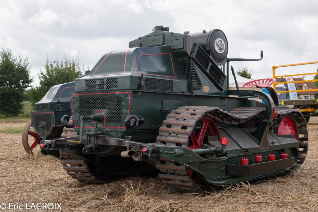 Les 100 ans du tracteur RENAULT en photo... - Page 2 2018_058