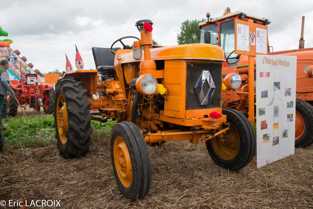 Les 100 ans du tracteur RENAULT en photo... - Page 17 2018_392