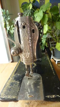 Singer 15K, 1936 P1030612