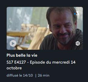 france.tv • PBLV en preview et REPLAY pendant 30 jours - Page 9 Cap310