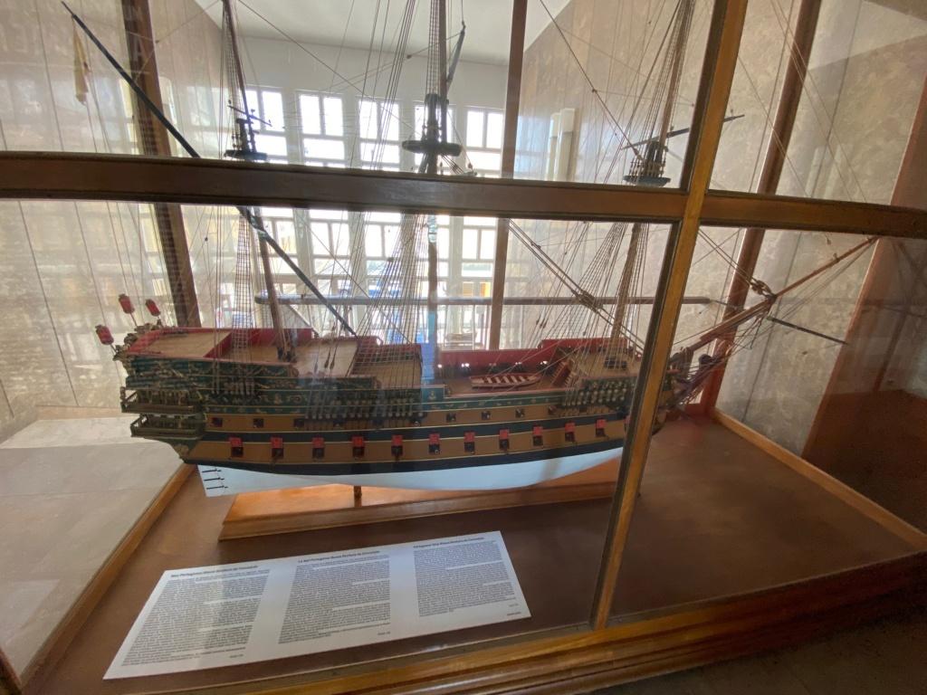 Visite du musée maritime à Faro (Portugal) 03fac510
